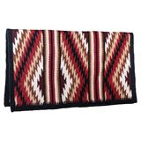 Yucca Flats Oversized Western Saddle Blanket 34 x 40