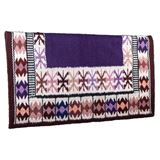 Yucca Flats Western Saddle Blanket 34 x 38