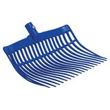 Dura-Tech Wide Curved Manure Fork Head 1 Bar