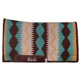 Professional's Choice® Serpentine Comfort-Fit SMx Air Ride Saddle Pad41892_coffee.jpg image