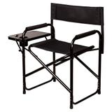 Dura-Tech® Folding Directors Chair with Table42090_black.jpg image