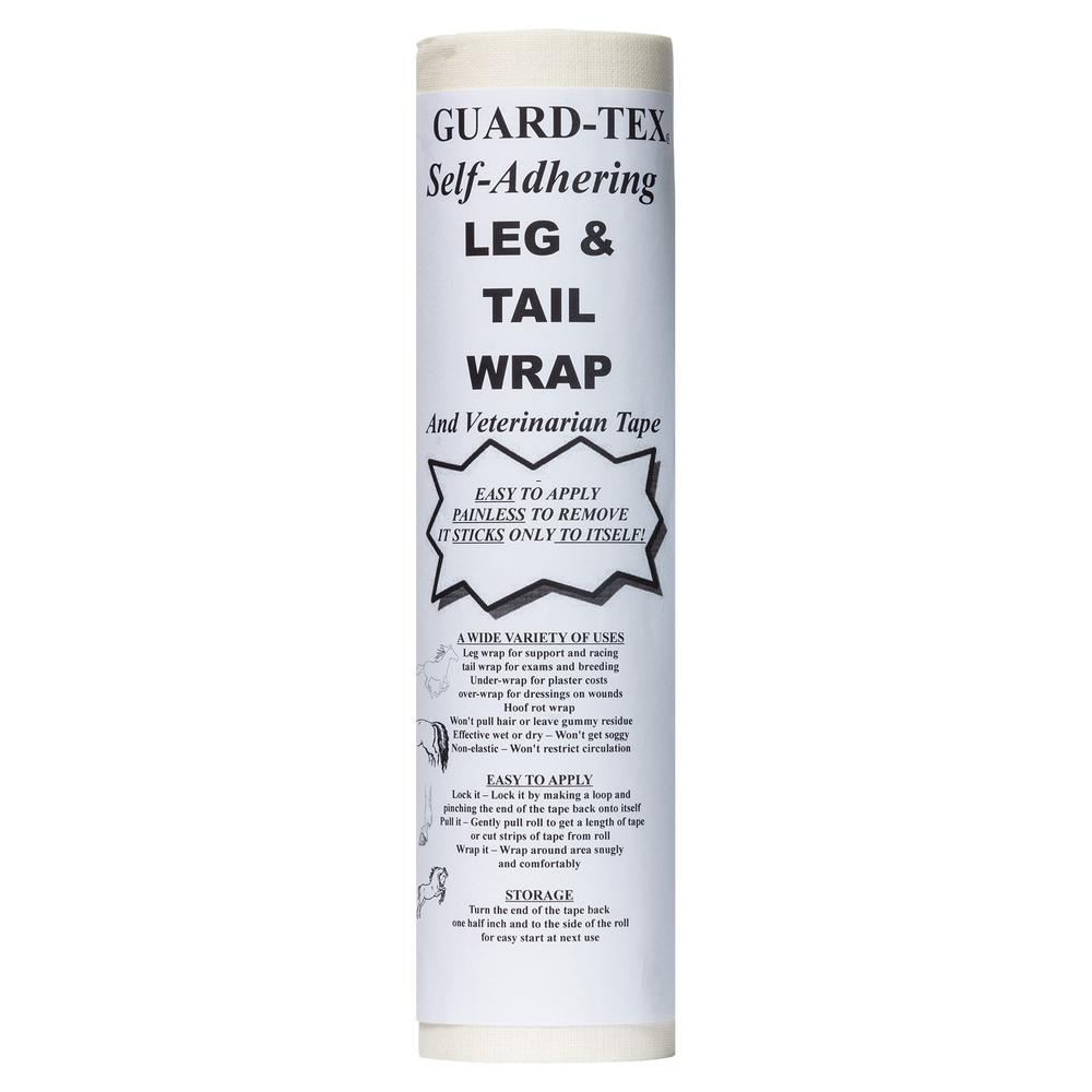 Guard-Tex Self-Adhering Leg & Tail Wrap