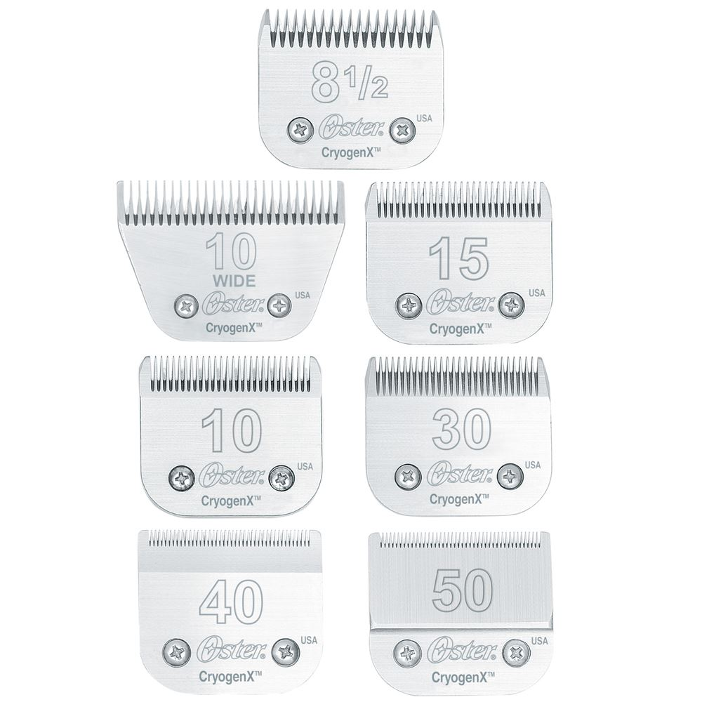 Oster® CryogenX™ A5 Blades