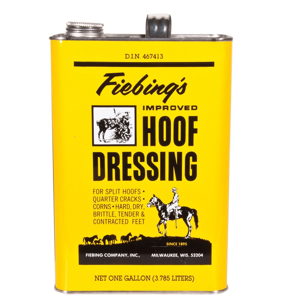 Fiebings Hoof Dressing 128 Oz.