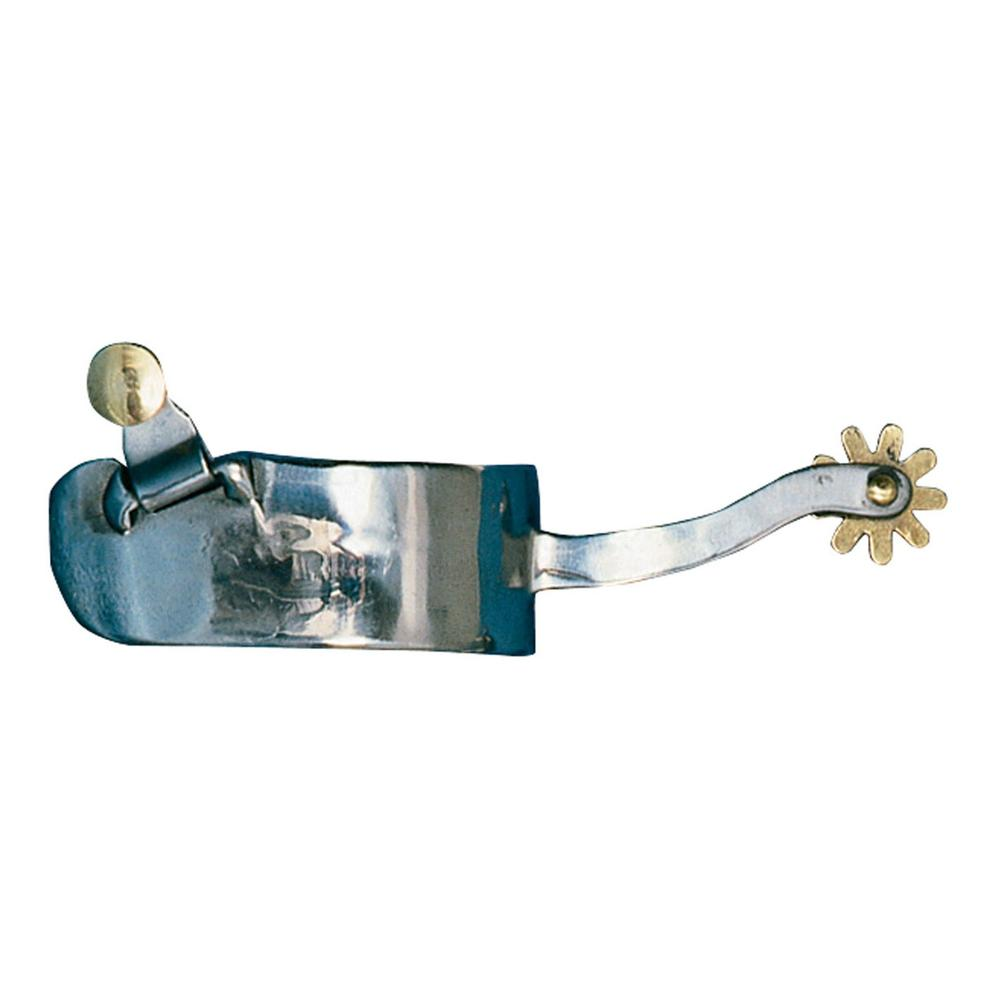 Stainless Steel Equitation Spurs