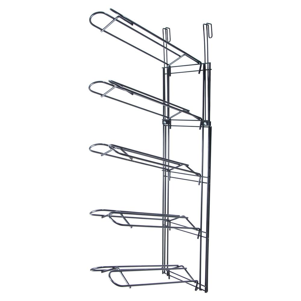 Easy-Up® 5 Tier Main Frame with 5 Saddle Racks