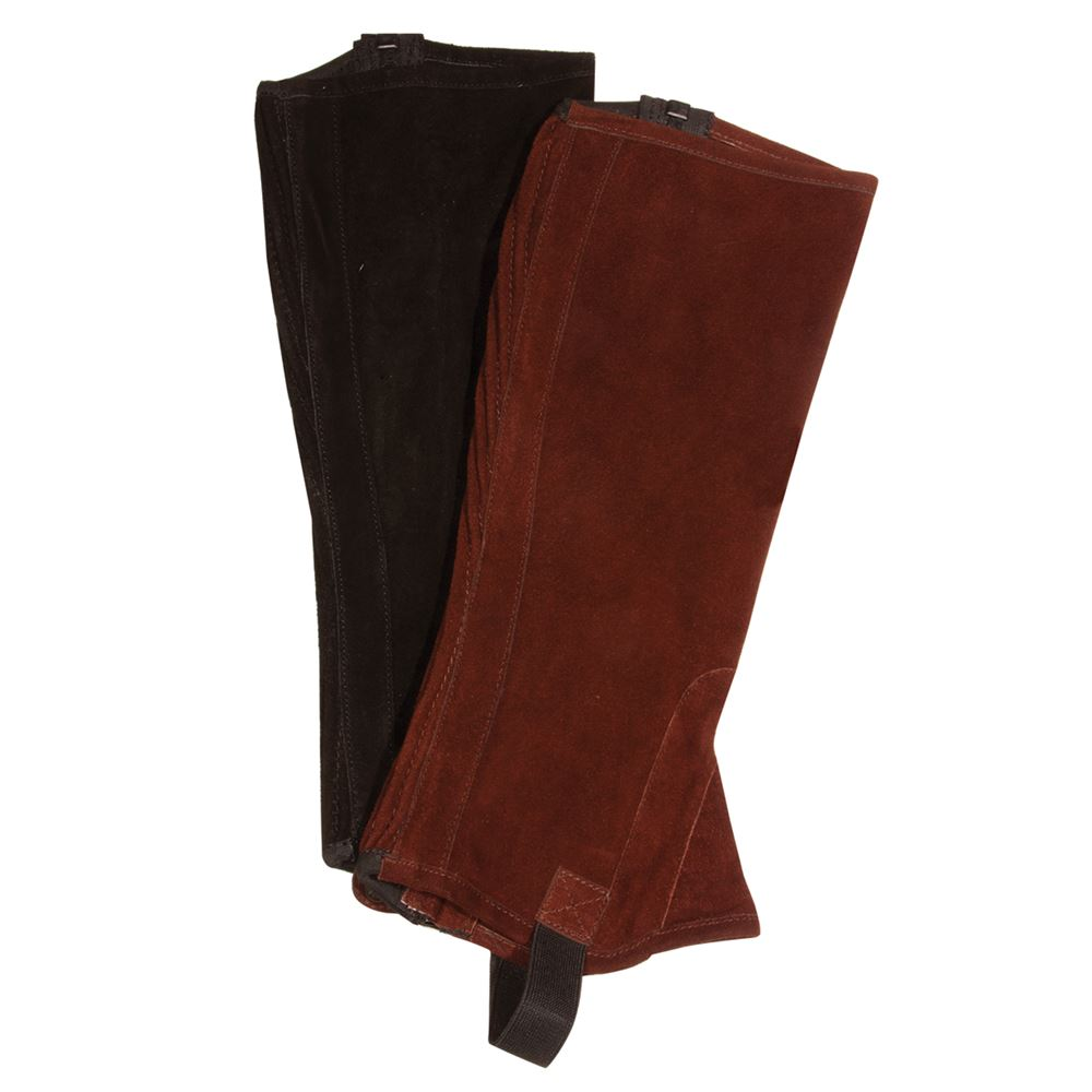 Premier Accordion Gusset Half Chaps
