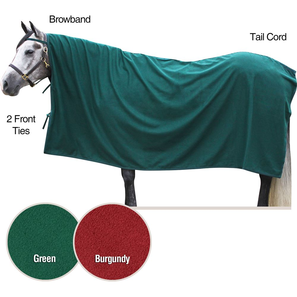 Dura-Tech® Thoroughbred Wool Blend Square Cooler