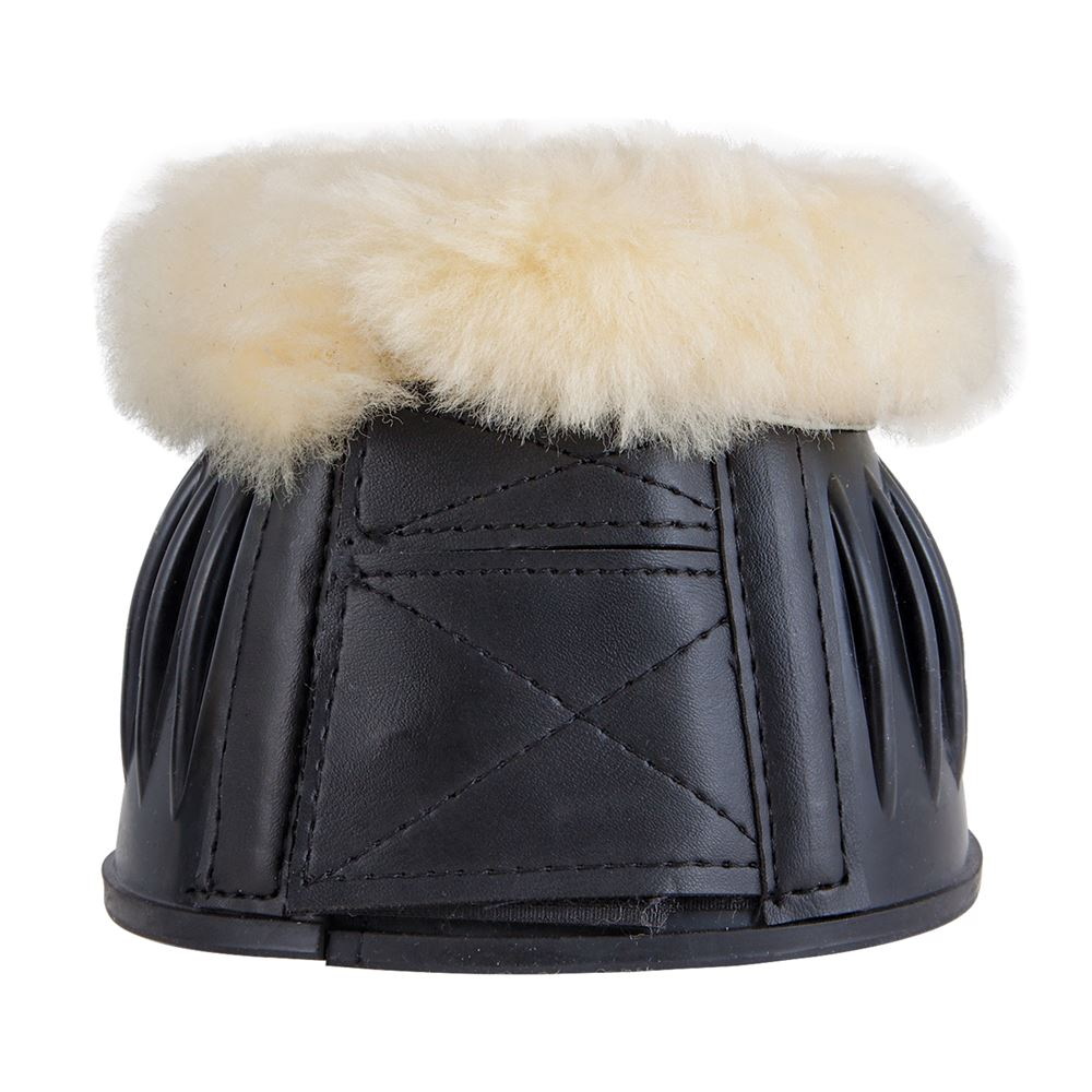 Dura-Tech® Double Lock Bell Boots with Sheepskin
