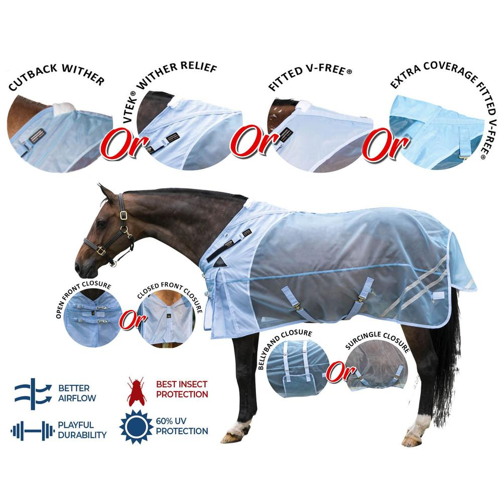 Mosquito Mesh Fly Sheets