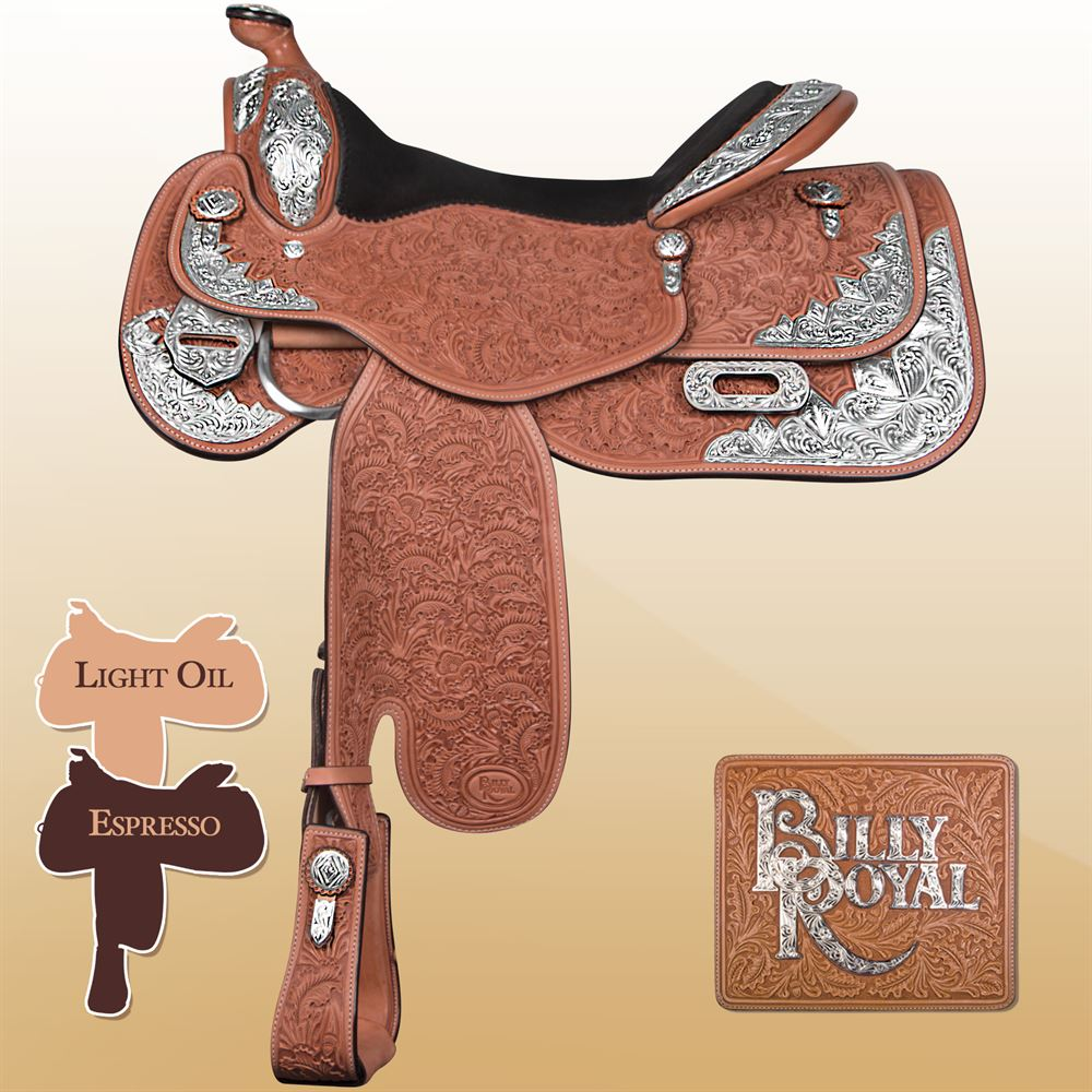 Billy Royal® Sun Country Show Saddle