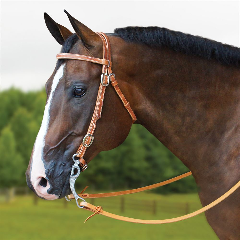Billy Royal® Oval Buckle Browband Bridle