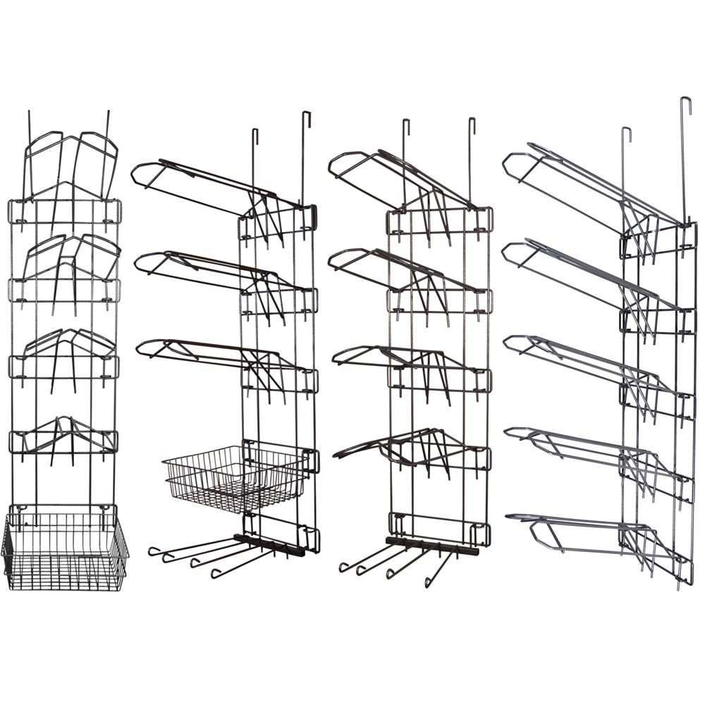 Easy-Up® Pro 5 Tier Interchangeable Saddle Rack System