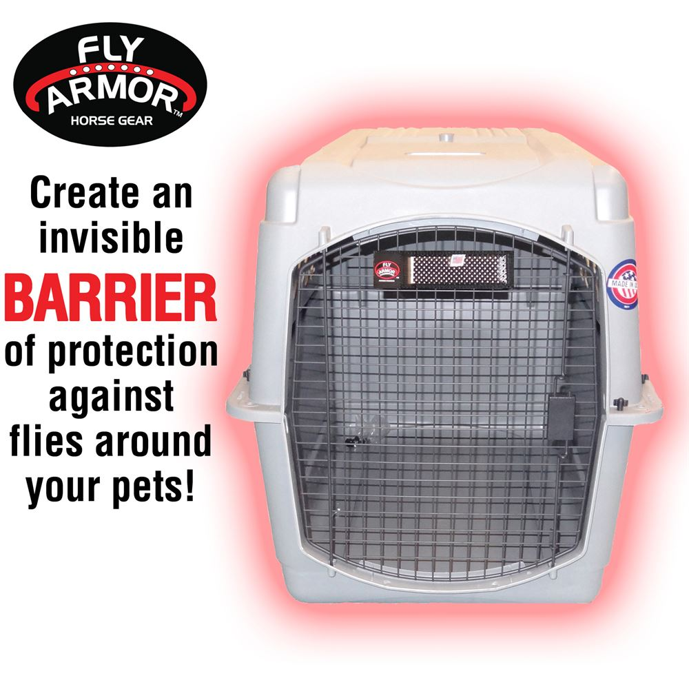 Fly Armor™ Dog House/Kennel Band