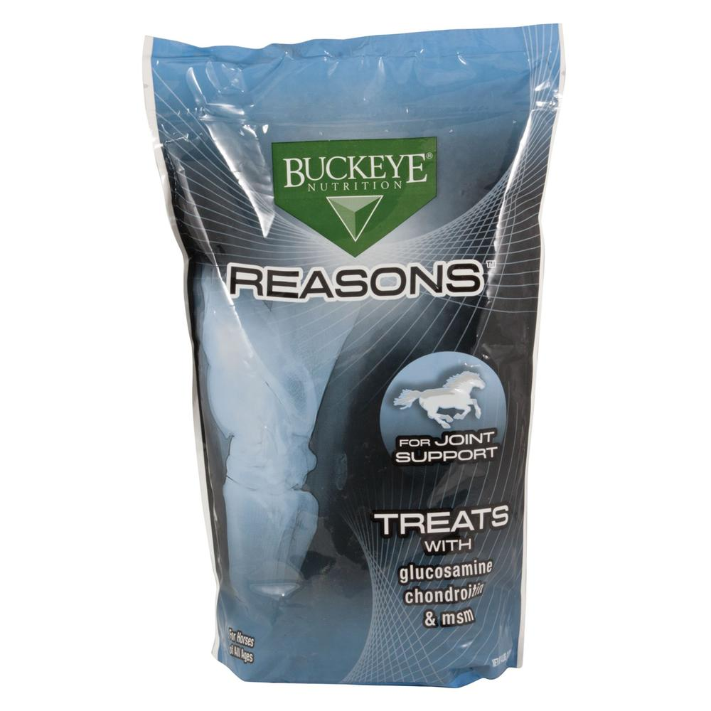 Reasons Joint Support Treats by Buckeye® Nutrition