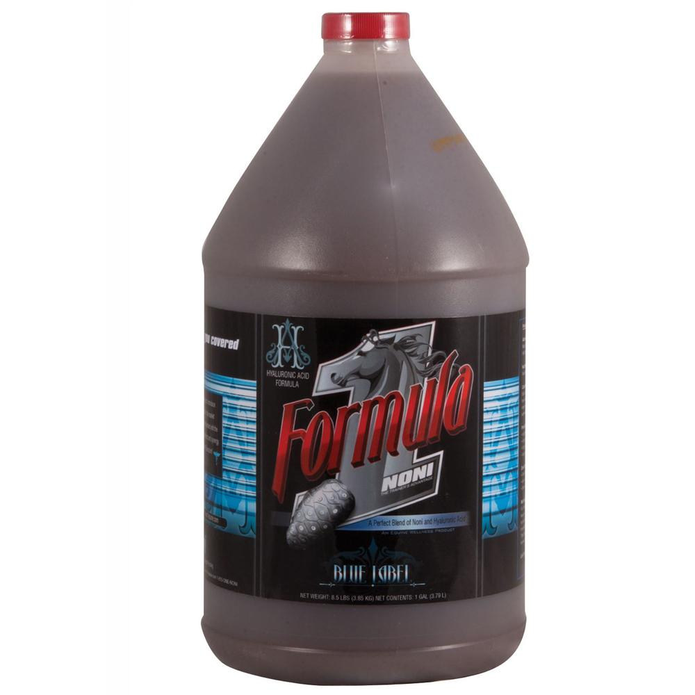 Formula 1 Noni with HA Blue Label 128oz.