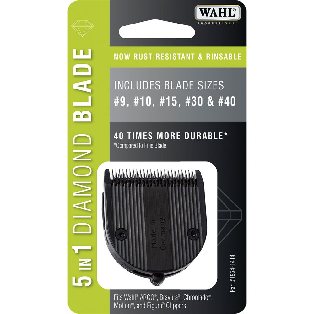 Wahl 5 In 1 Diamond Blade