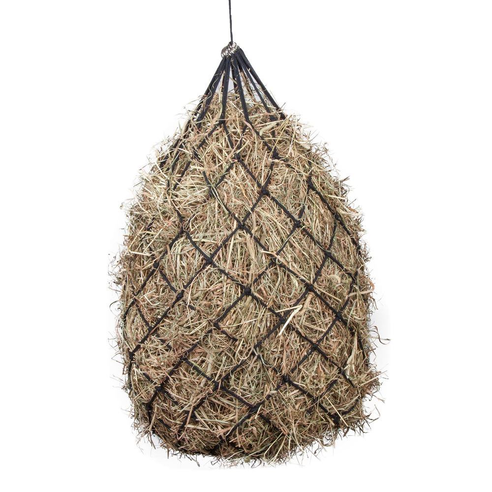 """Dura-Tech® 3"""" Slow Feed Cotton Rope Hay Net"""