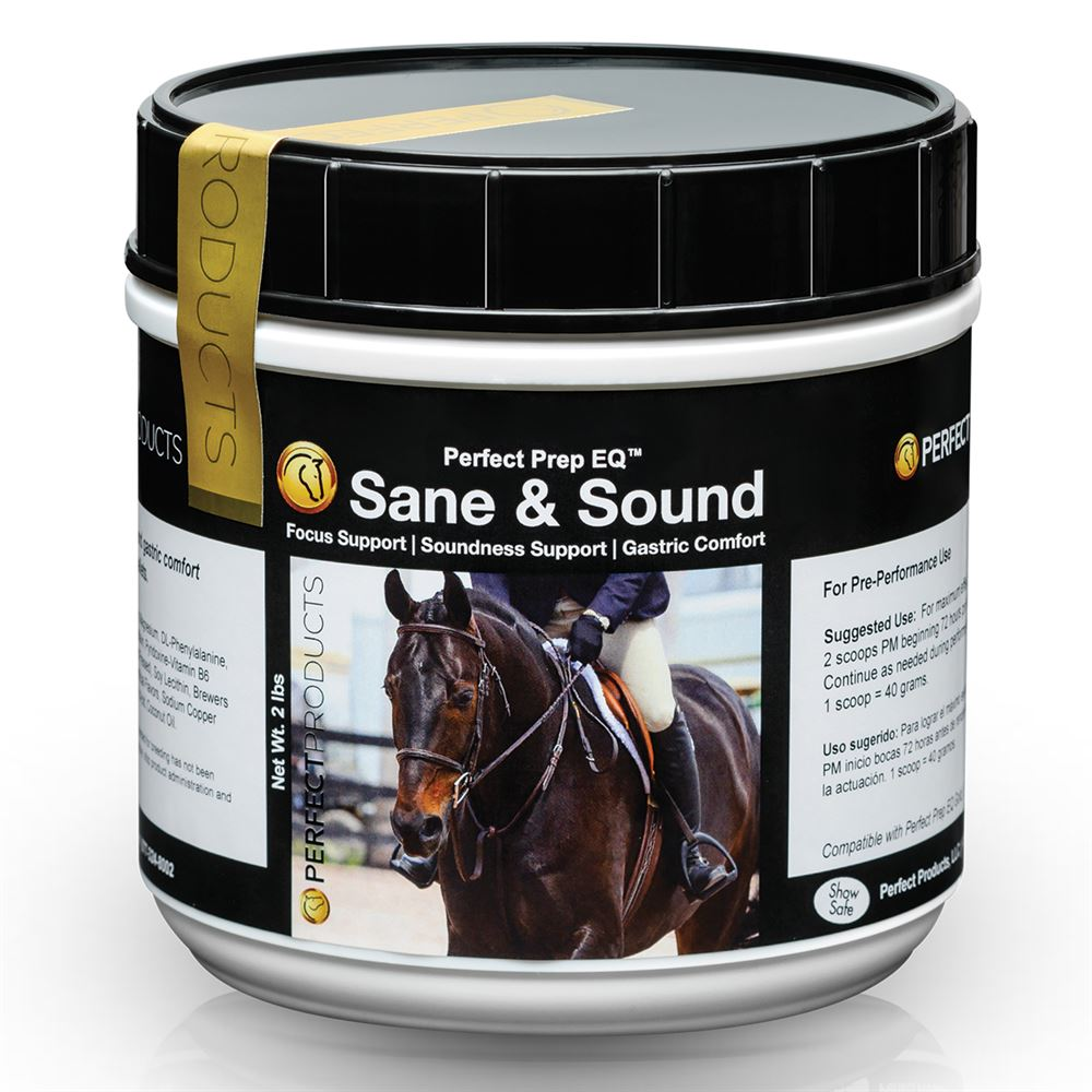 Perfect Products Perfect Prep EQ™ Sane & Sound Pellets 2 lbs.