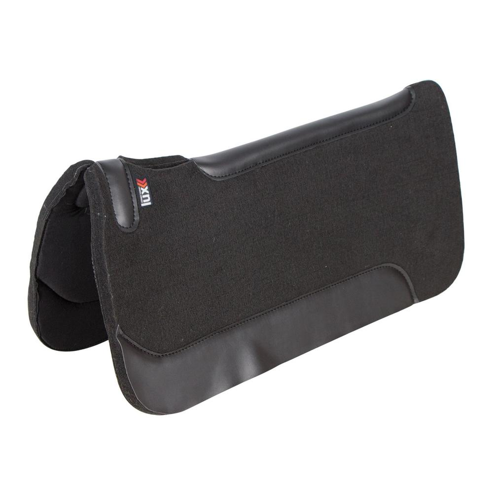 Lux Ceramic Therapy® Western Felt Saddle Pad