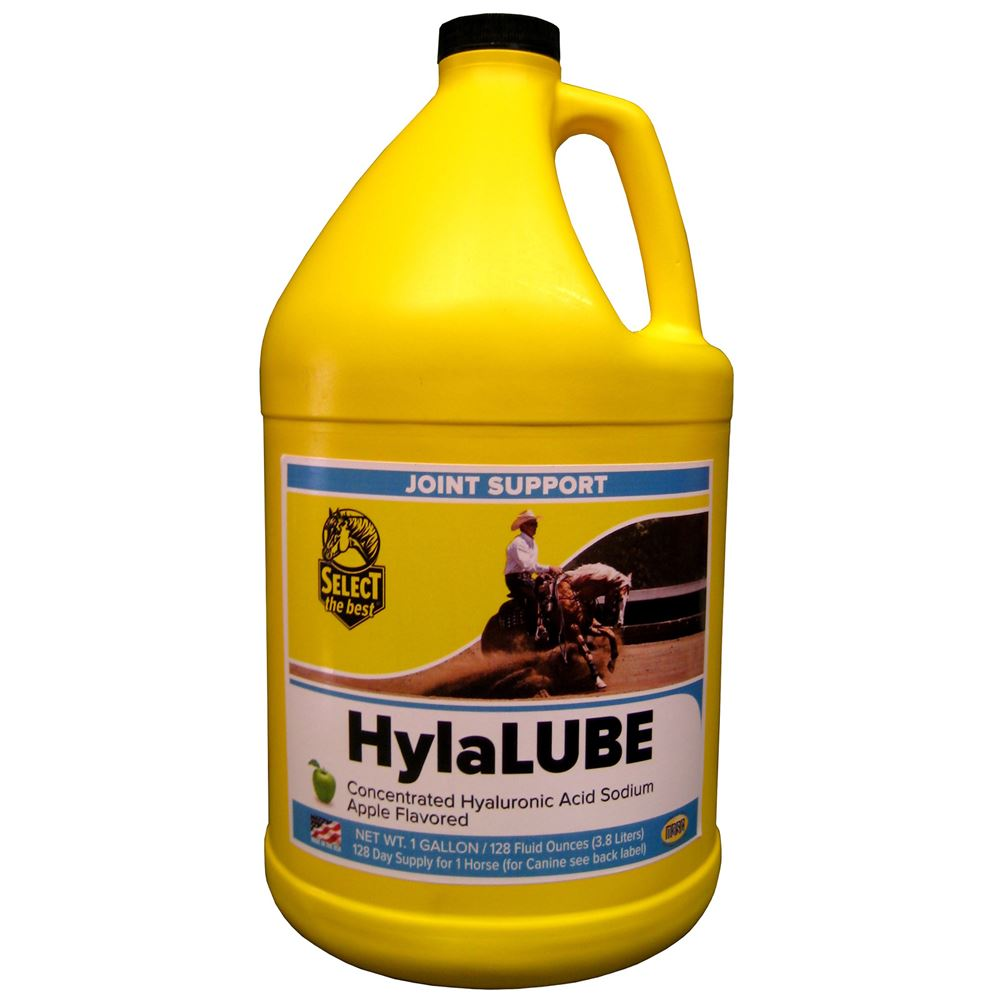 Select Joint Support HylaLUBE 128oz