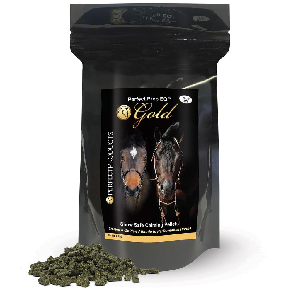 Perfect Products Perfect Prep EQ™ Gold Pellets 2lbs