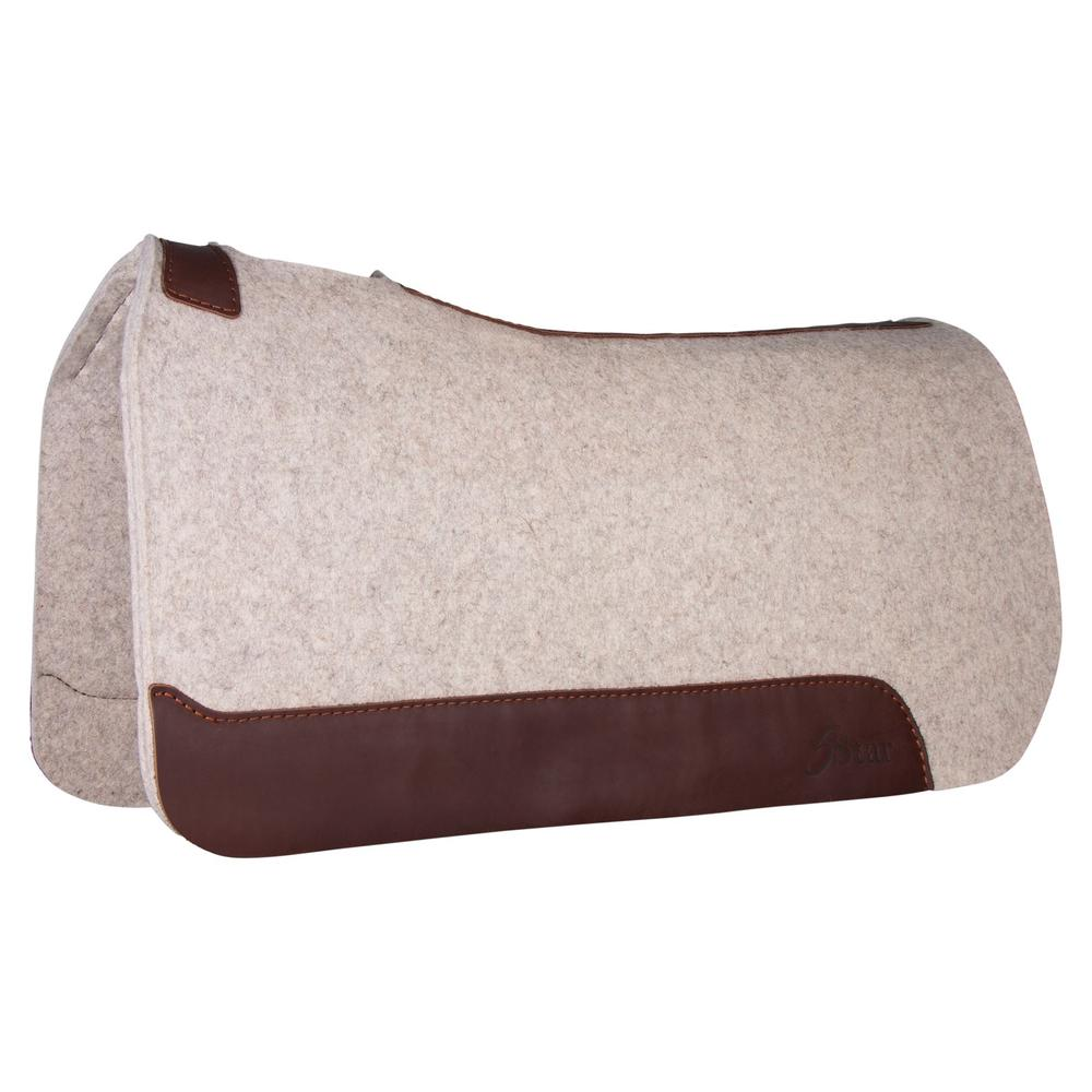 "5 Star Performer 3/4"" Western Saddle Pad 32""x32"""