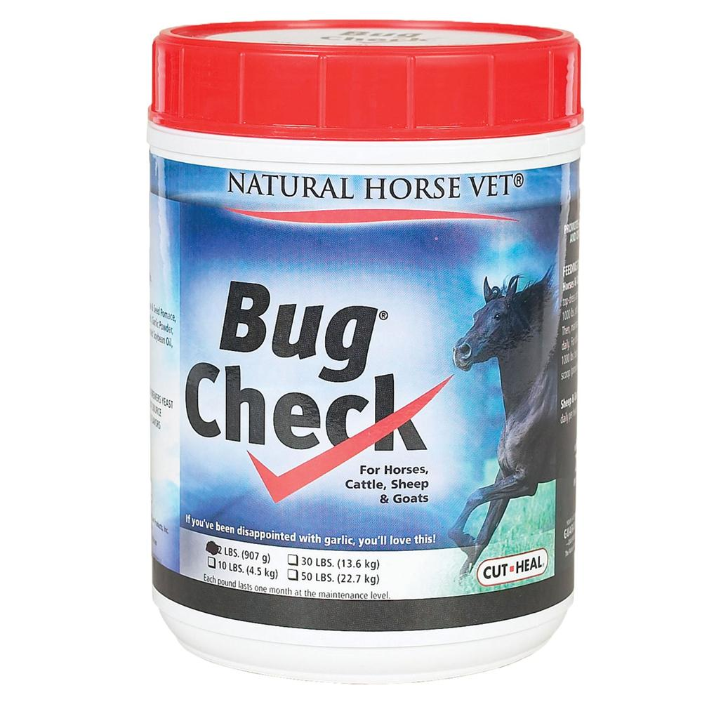 Bug Check Insect Repellent Supplement