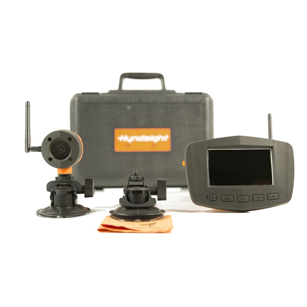 Hyndsight Vision Systems Journey Standard Horse Trailer Camera
