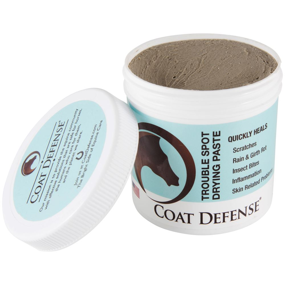Coat Defense® Trouble Spot Drying Paste 10 oz.