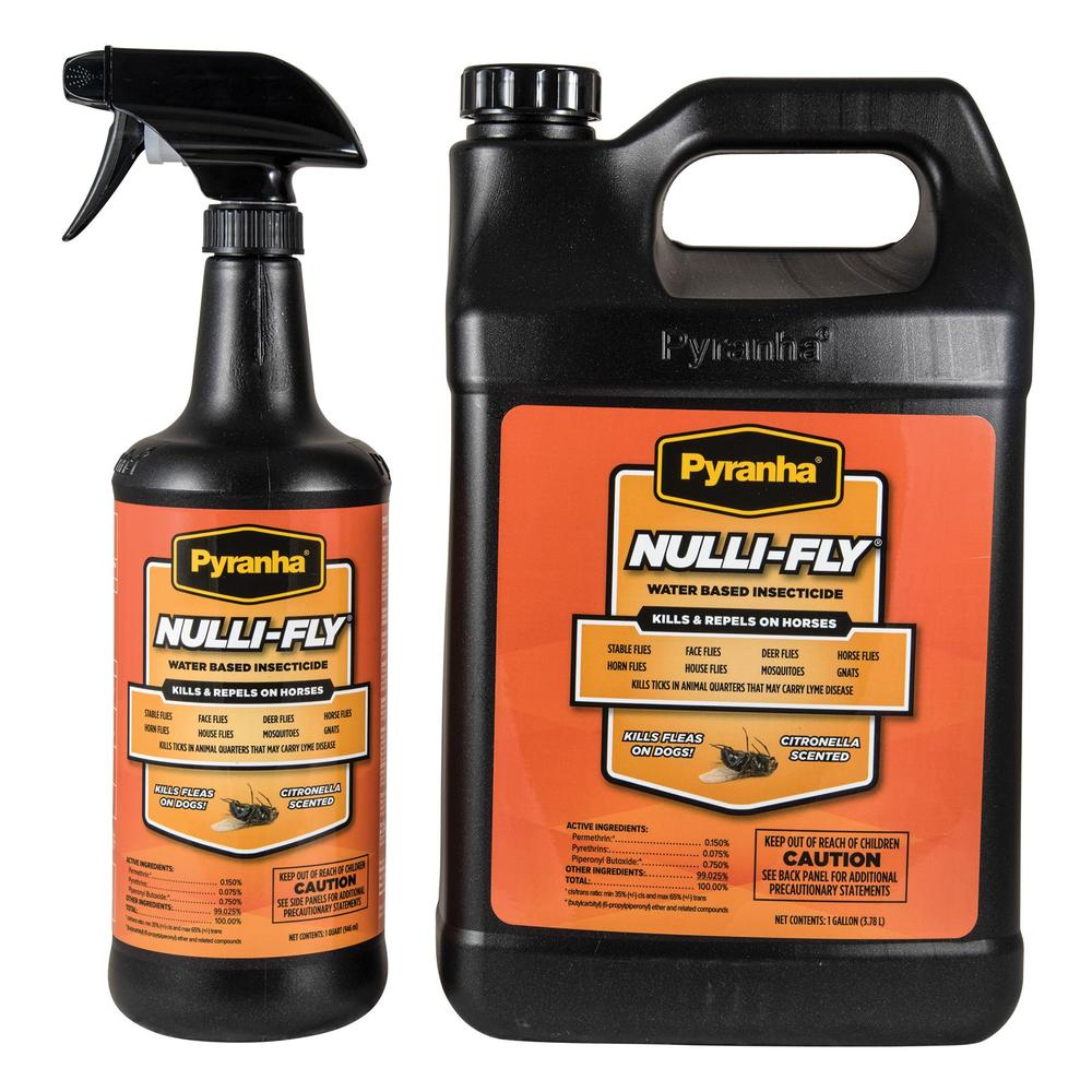 Pyranha® Nulli-Fly™ Fly Repellent Spray