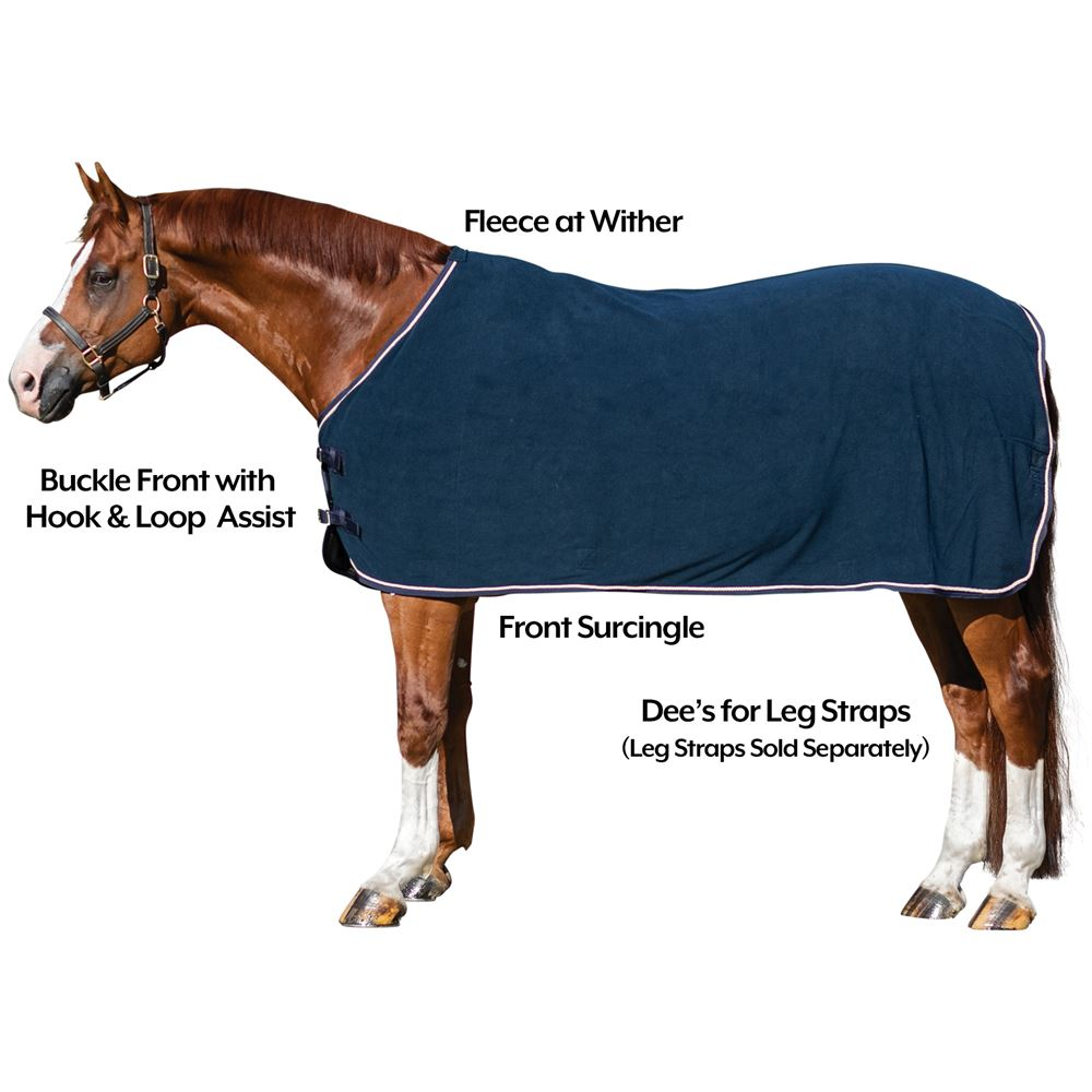 Dura-Tech® Polar Fleece Dress Sheet with Braid
