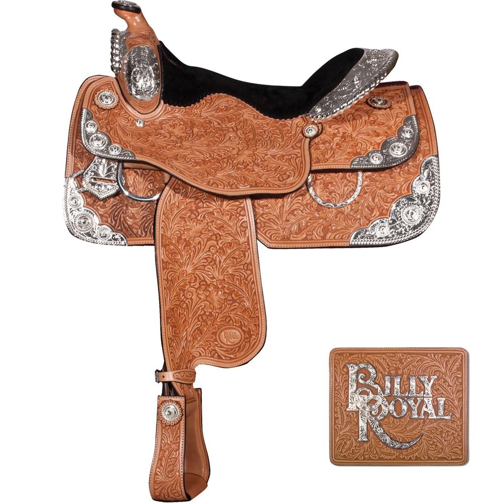 Billy Royal® Texas Classic Show Saddle