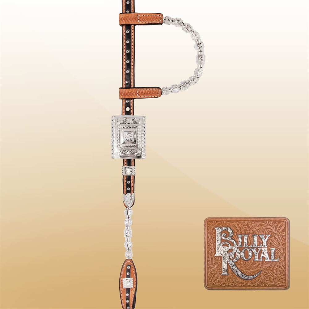 Billy Royal® California Classic Two Ear Headstall