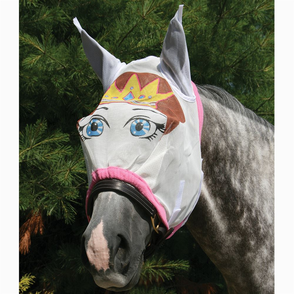 Dura-Tech® Princess Fly Mask with Ears