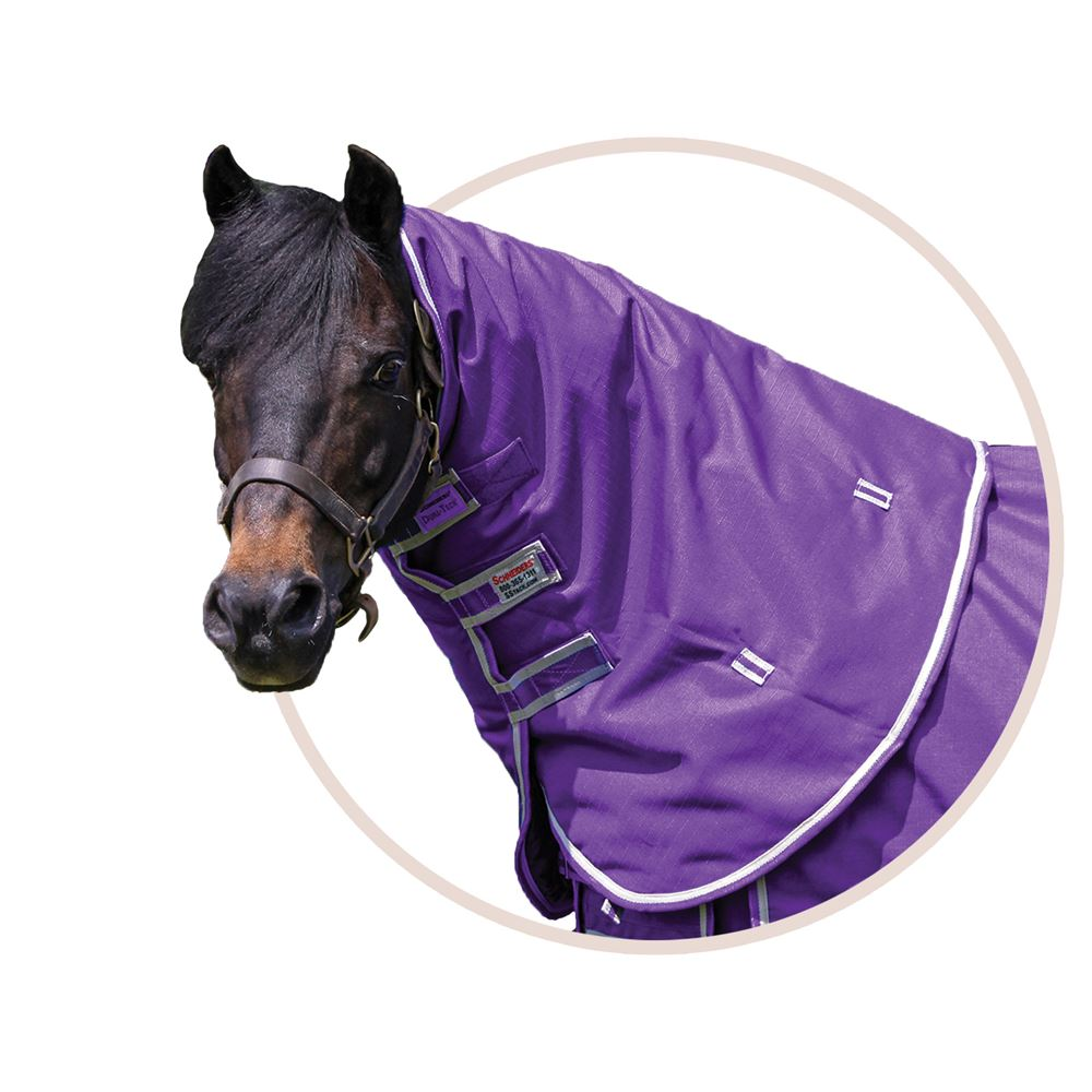 Dura-Tech® VIKING Solid Pony Neck Cover