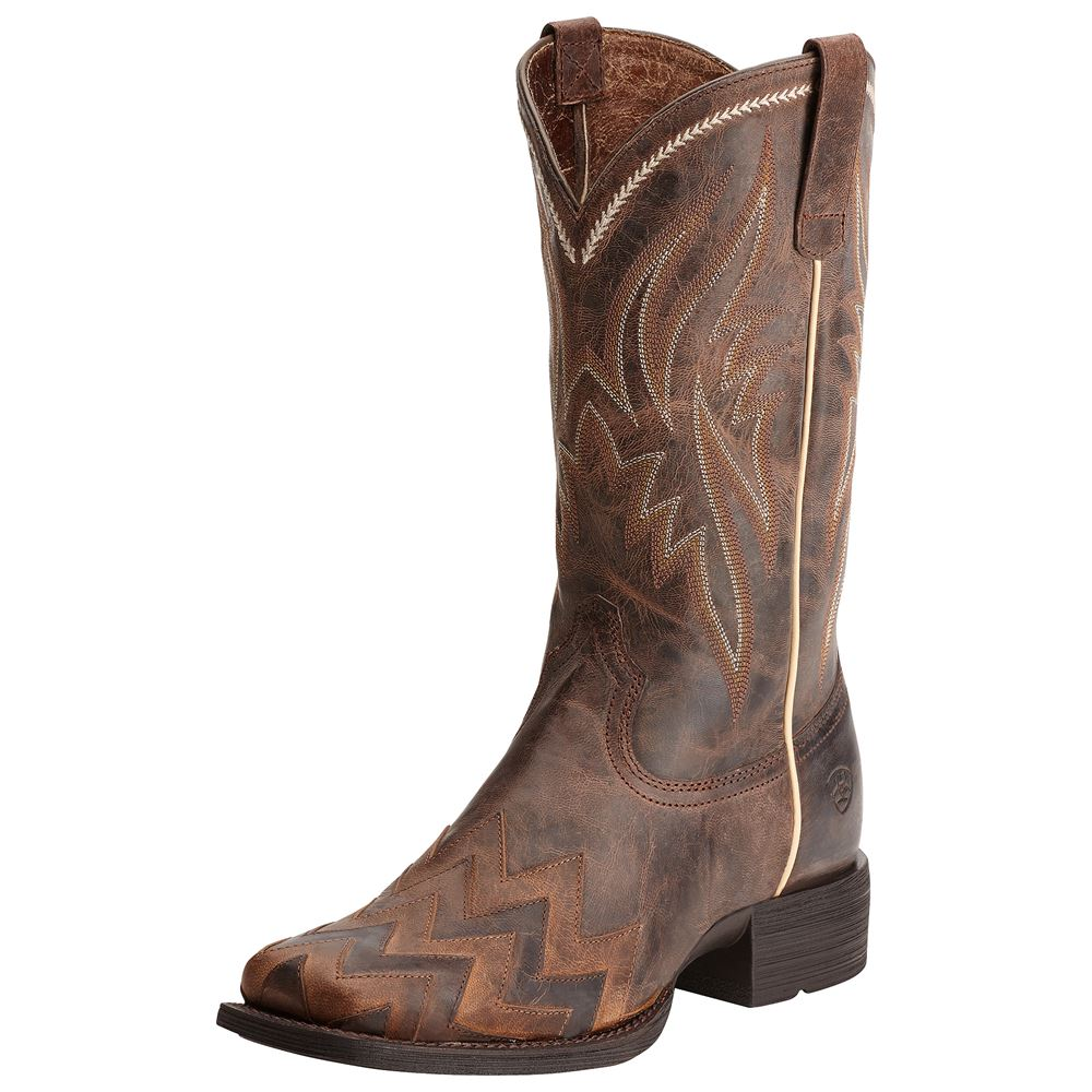 Ariat Ladies On Point Sassy Brown