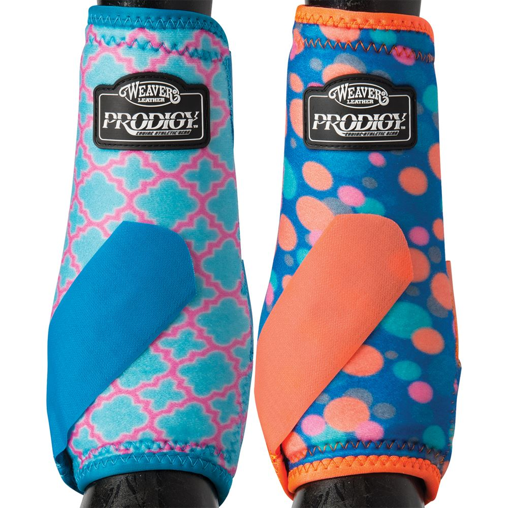 Weaver Prodigy Support Boots - Patterns