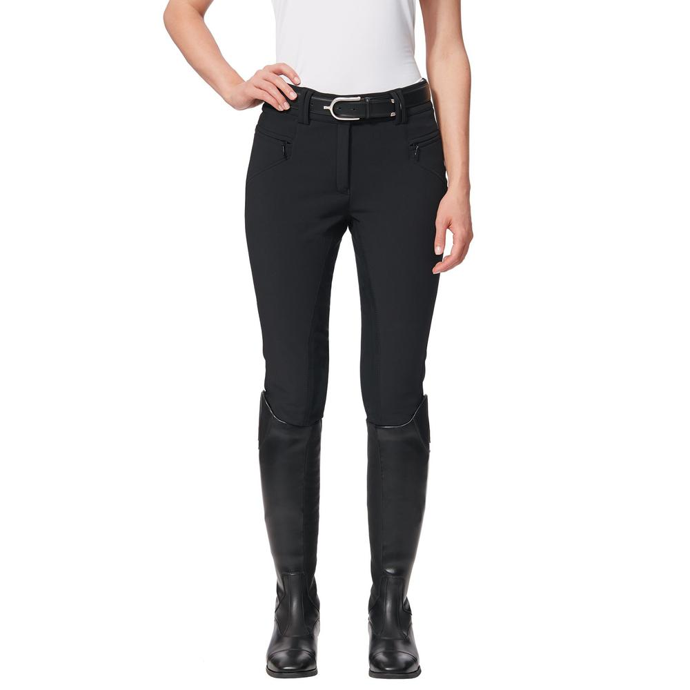 Ariat Ladies Mikelli Softshell Full Seat Winter Breech