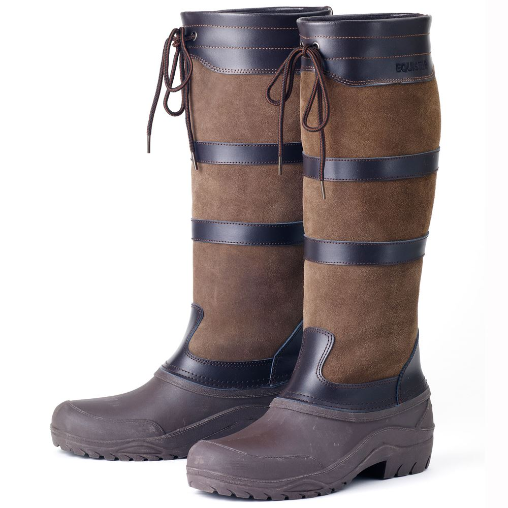 Equistar Ladies Finley Country Boot