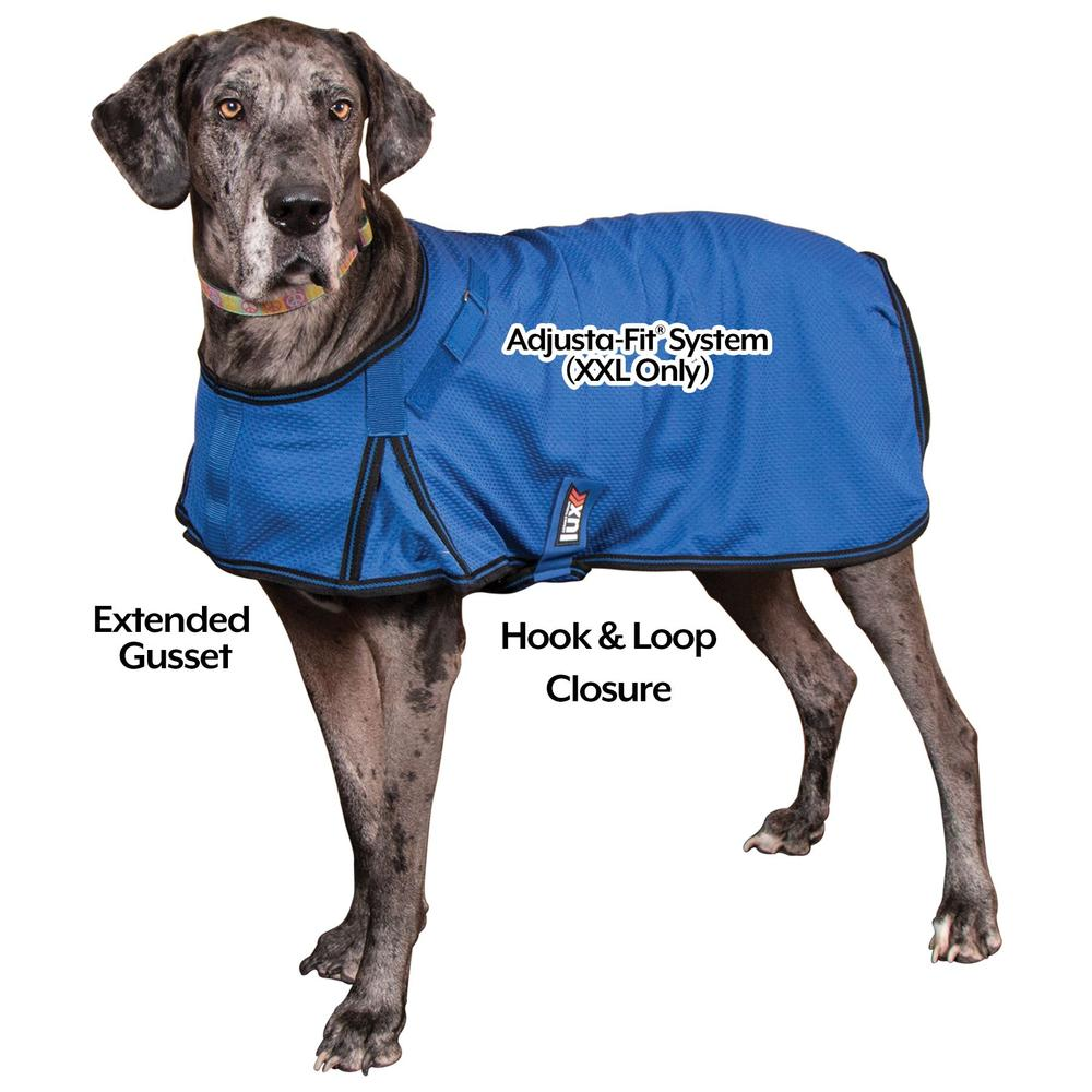 Lux Ceramic Therapy® Mesh Dog Coat