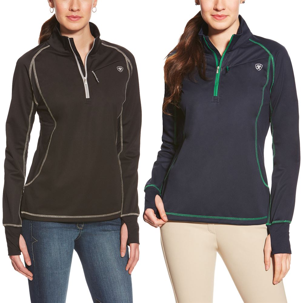 Ariat Ladies Bryone 1/2 Zip