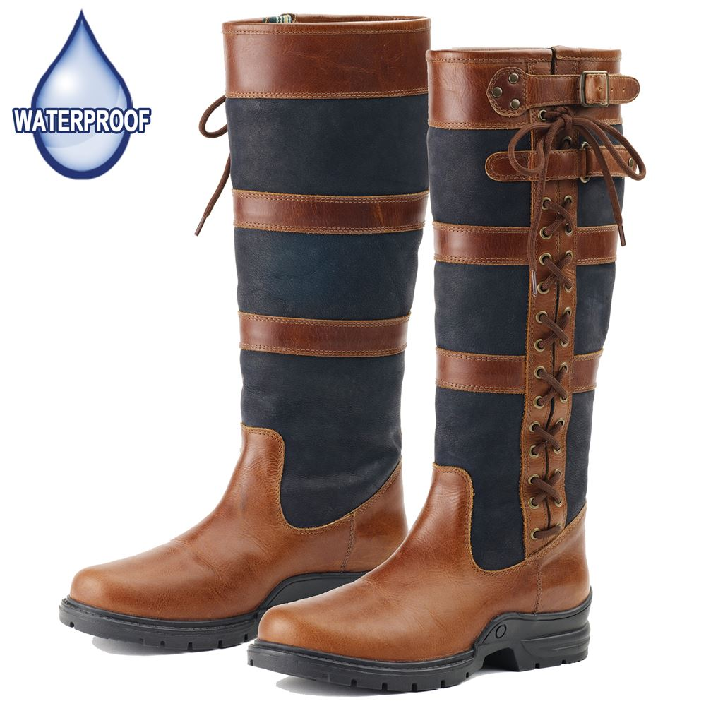 Ovation Ladies Alistair Country Boots