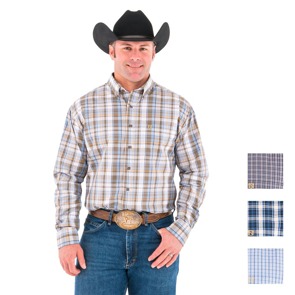 Noble Outfitters® Men's Traditions Plaid Shirt