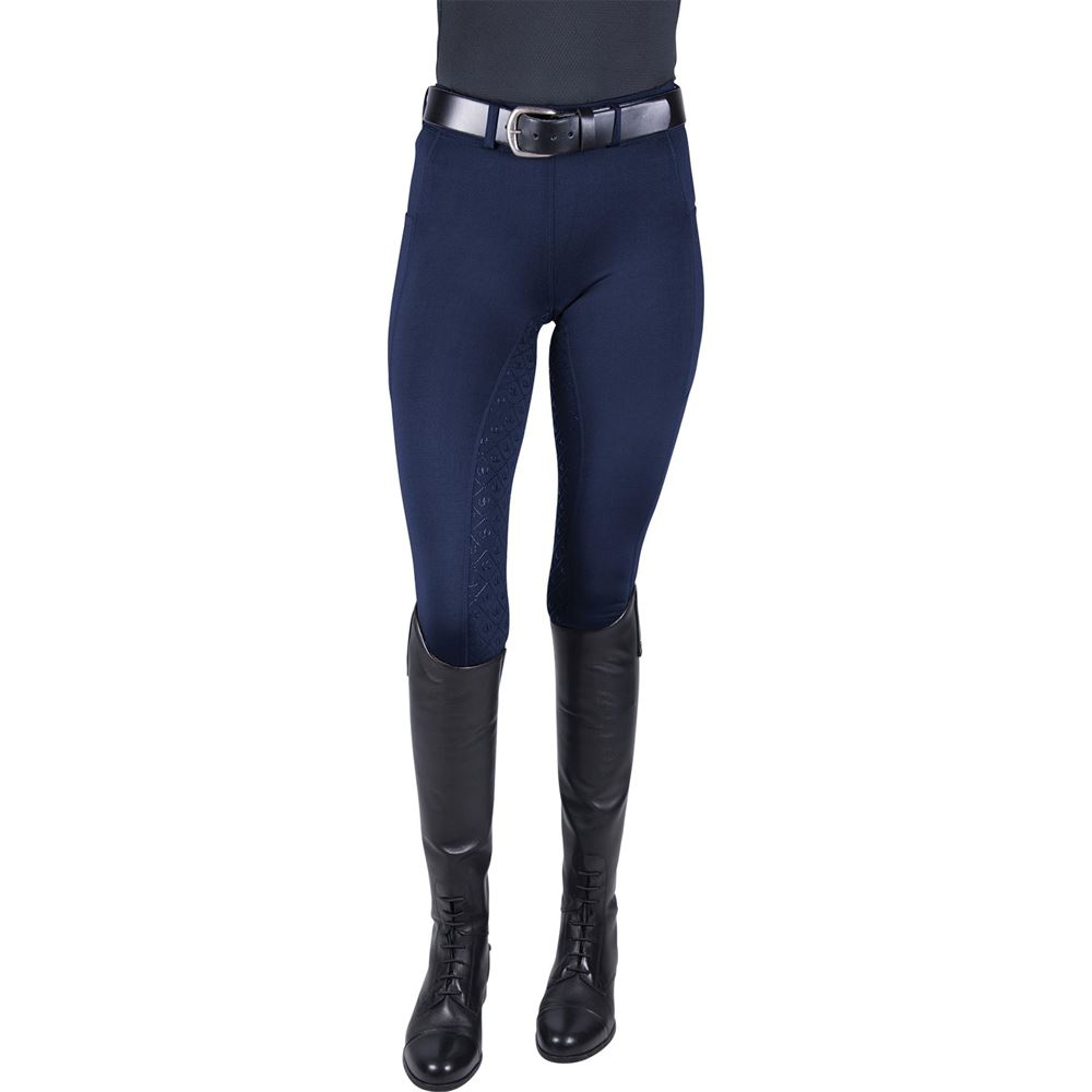 Ovation Ladies AeroWick Silicone Full Seat Tights