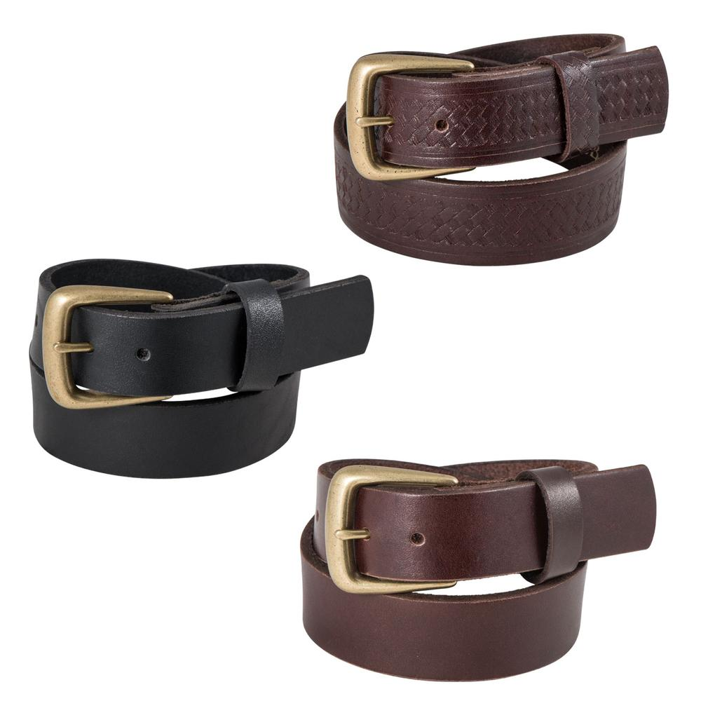 Schneiders Kid's Western Leather Belt