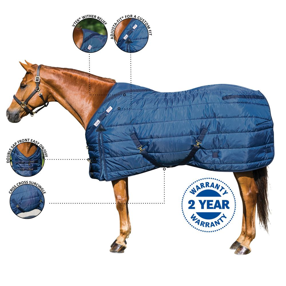 Adjusta-Fit® Dura-Nylon® VTEK® Medium Weight Stable Blanket