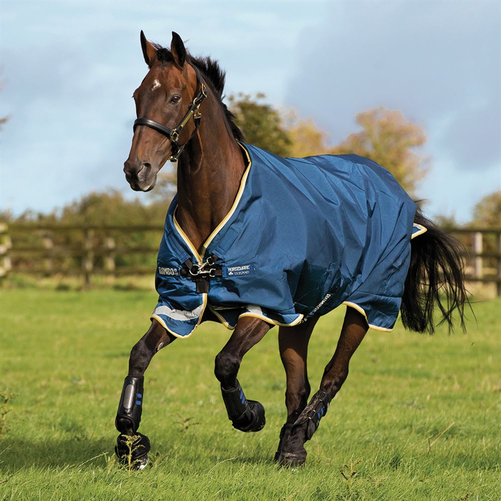 Rambo® Original with Leg Arches™ Lite Turnout Blanket