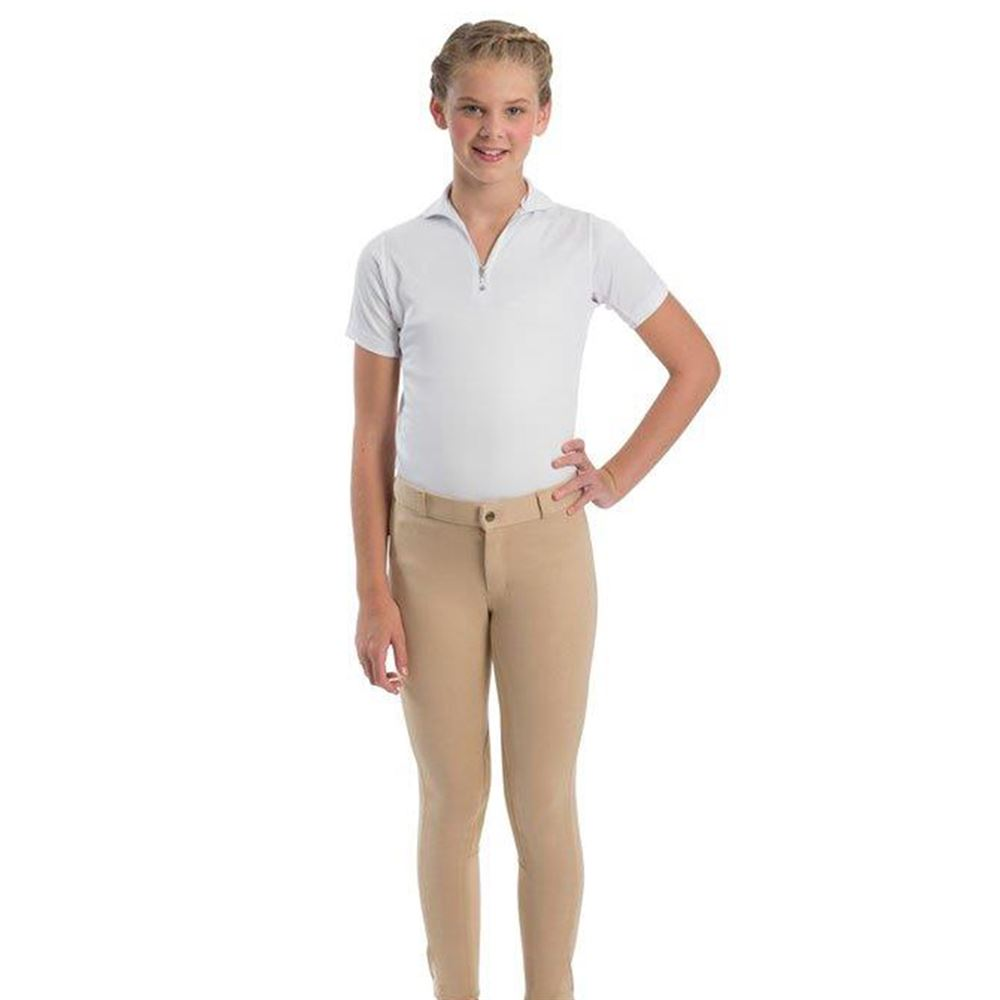 RHC Children�s Low Rise Euro Seat Breeches