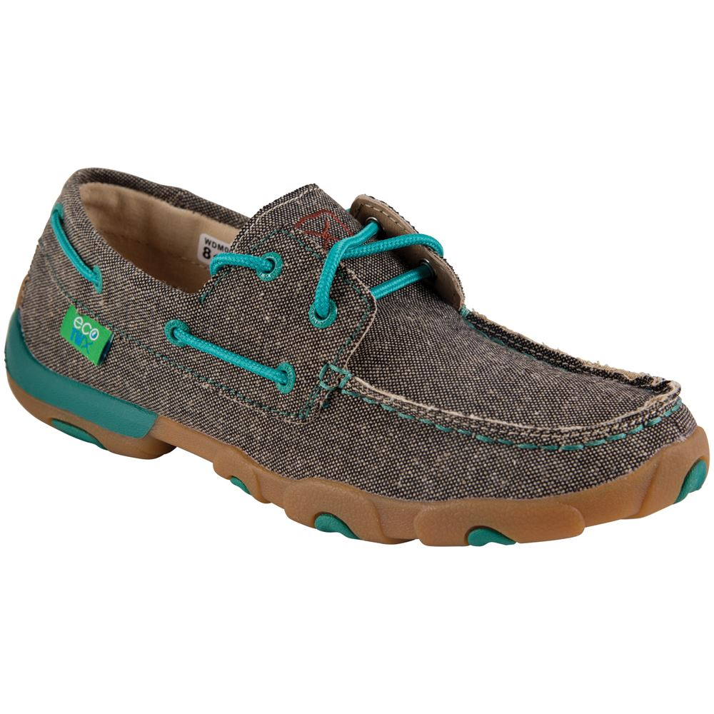 Twisted X Women�s ECO TWX Driving Mocs